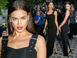 PARIS, FRANCE - JULY 05:  Model Irina Shayk attends the Vogue Foundation Gala 2016 at Palais Galliera on July 5, 2016 in Paris, France.  (Photo by Marc Piasecki/Getty Images)
