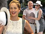 eURN: AD*212003602  Headline: Sharon Stone has a laugh with friends while Rug Shopping Caption: West Hollywood, CA - Sharon Stone is seen out shopping for rugs with a friend. The 58-year-old actress has a laugh on her way out after posing for a selfie. Sharon looks effortlessly stylish wearing a white dress paired with white sneakers and a hat. She brings a pop of color to her look wearing bright red lips.  AKM-GSI          July 5, 2016 To License These Photos, Please Contact : Maria Buda (917) 242-1505 mbuda@akmgsi.com sales@akmgsi.com or  Mark Satter (317) 691-9592 msatter@akmgsi.com sales@akmgsi.com www.akmgsi.com Photographer: TMCS  Loaded on 06/07/2016 at 01:20 Copyright:  Provider: The Media Circuit/AKM-GSI  Properties: RGB JPEG Image (17246K 1852K 9.3:1) 2064w x 2852h at 72 x 72 dpi  Routing: DM News : GeneralFeed (Miscellaneous) DM Showbiz : SHOWBIZ (Miscellaneous) DM Online : Online Previews (Miscellaneous), CMS Out (Miscellaneous)  Parking: