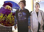 EXCLUSIVE: Jaden Smith and girlfriend Sarah Snyder were spotted cuddling up after dinner at Sugar Fish in Calabasas, CA.\n\nPictured: Jaden Smith and Sarah Snyder\nRef: SPL1312760  040716   EXCLUSIVE\nPicture by: Sharpshooter Images / Splash\n\nSplash News and Pictures\nLos Angeles: 310-821-2666\nNew York: 212-619-2666\nLondon: 870-934-2666\nphotodesk@splashnews.com\n