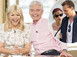 EDITORIAL USE ONLY. NO MERCHANDISING\nMandatory Credit: Photo by Ken McKay/ITV/REX/Shutterstock (5745917bz)\nHolly Willoughby and Phillip Schofield\n'This Morning' TV show, London, UK - 05 Jul 2016\n