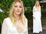 Ellie Goulding attending the Serpentine Gallery Summer Party, at Hyde Park in London. PRESS ASSOCIATION Photo. Picture date: Wednesday 6th July, 2016. Photo credit should read: Ian West/PA Wire
