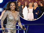 Mandatory Credit: Photo by REX/Shutterstock (1815991bf)\nThe Spice Girls - Melanie Brown\nThe 2012 London Olympic Games, Closing Ceremony, Britain - 12 Aug 2012\n