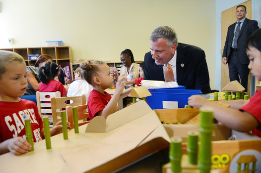 Will NYC's UPK drive out reasonably-priced preschools for the middle-class?