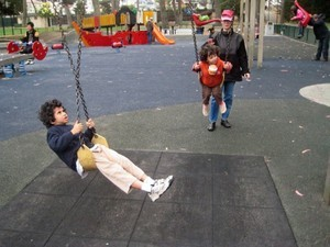A child's IQ score may go up and down as often as a child on a swing.  NYC's DOE doesn't care.