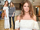 Mandatory Credit: Photo by Nick Harvey/REX/Shutterstock (5753215n)\nMillie Mackintosh and Rosie Fortescue\nSalt celebrate new store launch, London, UK - 07 Jul 2016\nSalt Resort Wear celebrate the launch of the new store on 91 Walton St, London, SW3 2HP\n