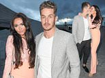 Ex On The Beach star Charlotte Dawson out with boyfriend Alex Stewart in Liverpool city centre at Bubbles Beach Club\n\n07/07/2016\n\n\n\n\n