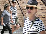 *EXCLUSIVE* Los Angeles, CA - Sharon Stone and a friend head to Cedars-Sinai Medical Center during a sunny afternoon in L.A. The 58-year-old actress looked summer chic in a striped dress, a sun hat, shades and a pair of white Adidas Stan Smith Originals.\nAKM-GSI      July 6, 2016\nTo License These Photos, Please Contact :\nMaria Buda\n(917) 242-1505\nmbuda@akmgsi.com\nsales@akmgsi.com\nor\nMark Satter\n(317) 691-9592\nmsatter@akmgsi.com\nsales@akmgsi.com\nwww.akmgsi.com