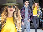 "-New York, NY - 7/6/2016 - Gigi Hadid and Zayn Malik out in Noho\n-PICTURED: Gigi Hadid and Zayn Malik\n-PHOTO by: Frank Lewis/startraksphoto.com\n-HOB_10214\nEditorial - Rights Managed Image - Please contact www.startraksphoto.com for licensing fee\nStartraks Photo New York, NY For licensing please call 212-414-9464 or email sales@startraksphoto.com\n""Image may not be published in any way that is or might be deemed defamatory, libelous, pornographic, or obscene. Please consult our sales department for any clarification or question you may have\nStartraks Photo reserves the right to pursue unauthorized users of this image. If you violate our intellectual property you may be liable for actual damages, loss of income, and profits you derive from the use of this image, and where appropriate, the cost of collection and/or statutory damages."