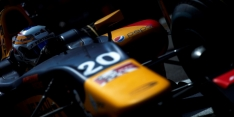 Giovinazzi not thinking of title after double