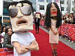 Mandatory Credit: Photo by Nils Jorgensen/REX/Shutterstock (5754051g)\nSimon Cowell puppet\nThe X Factor photocall, London, UK - 09 Jul 2016\nHost and judges take part in photocall ahead of six chair challenge, which sees all four judges pick six contestants to go through to judges' houses, at SSE Arena Wembley, London.\n