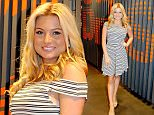 MANCHESTER, ENGLAND - JULY 08:  Zara Holland wears Superdry while attending the exclusive Superdry launch at Arndale Centre #SDArndale on July 8, 2016 in Manchester, England.  (Photo by Shirlaine Forrest/Getty Images for Superdry)