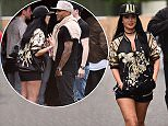 9 Jul 2016  - London  - UK   *** EXCLUSIVE PICTURES ***    Tulisa  Celebrities hanging out in the backstage VIP Area at day 2 of Wireless Festival 2016 in Finsbury Park, London.   BYLINE MUST READ : XPOSUREPHOTOS.COM  ***UK CLIENTS - PICTURES CONTAINING CHILDREN PLEASE PIXELATE FACE PRIOR TO PUBLICATION ***  **UK CLIENTS MUST CALL PRIOR TO TV OR ONLINE USAGE PLEASE TELEPHONE  442083442007