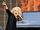 EVENT MAGAZINE ONLY  3 July 2016.....Carole King performing at British Summertime, Hyde Park in London.....Credit: GoffPhotos.com   Ref: KGC-138