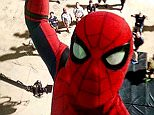 tomholland20131 Year until #spidermanhomecoming hits theaters, are you ready...thought you would like to see a little selfie I took earlier ??????