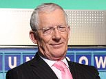Television programmes: Countdown. (L-R) SUSIE DENT, NICK HEWER and RACHEL RILEY.