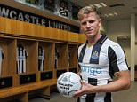 Newcastle signed Scotland international winger Matt Ritchie from Bournemouth in a £12m deal