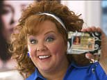 No Merchandising. Editorial Use Only. No Book Cover Usage..Mandatory Credit: Photo by Universal/Everett/REX/Shutterstock (2119567r)..IDENTITY THIEF, Melissa McCarthy..Identity Thief - 2013..