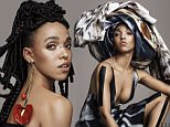 FKA twigs COVERS THE AUGUST ISSUE OF ELLE\n
