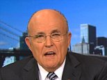 """Giuliani: Blacks must say """"what they're doing among themselves about the crime problem""""  287 Comments   3.8K Shares   Tweet   Stumble   Email Former New York Mayor Rudy Giuliani said that in the wake of growing tensions between police and the African American community, African Americans must explain """"how and what they're doing among themselves about the crime problem in the black community.""""  """"If you want to protect black lives, then you've got to protect black lives not just against police,"""" Giuliani said Sunday on CBS' """"Face the Nation.""""  The former mayor said police killing black people """"happens rarely although with tremendous attention,"""" and instead said the public should focus on black-on-black violence, """"which happens every 14 hours in Chicago,"""" adding: """"and we never hear from Black Lives Matter."""""""