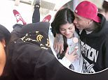 8.JULY.2016 - LOS ANGELES - USA\n*** STRICTLY AVAILABLE FOR UK AND GERMANY USE ONLY ***\n** PREMIUM EXCLUSIVE - MUST CALL FOR PRICING **\nOn and off couple Kylie Jenner and rapper Tyga show a lot of PDA as they arrive at Los Angeles international airport\nBYLINE MUST READ : AKM-GSI-XPOSURE\n***UK CLIENTS - PICTURES CONTAINING CHILDREN PLEASE PIXELATE FACE PRIOR TO PUBLICATION ***\n*UK CLIENTS MUST CALL PRIOR TO TV OR ONLINE USAGE PLEASE TELEPHONE 0208 344 2007*\n
