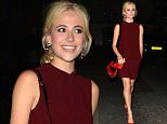 Mandatory Credit: Photo by Palace Lee/REX/Shutterstock (5754110b)\nPixie Lott at the Haymarket Theatre\nPixie Lott out and about, London, UK - 09 Jul 2016\n