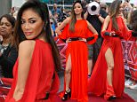 LONDON, ENGLAND - JULY 09:  Nicole Scherzinger arrives for X Factor auditions at Wembley Arena on July 9, 2016 in London, England.  (Photo by Neil Mockford/Getty Images)