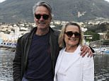 10 lug 2016 - ISCHIA  - ITALY   *** NOT AVAILABLE FOR ITALY ***  ISCHIA, Jeremy Irons and Wife _Sinead MaryCusack arrival at Hotel Regina Isabella Ischia Global Festival  ISCHIA, Kendall Schmidt and girlfriend Micaela Von Turkovich  arrival at Hotel Regina Isabella Ischia Global Festival     BYLINE MUST READ : XPOSUREPHOTOS.COM  ***UK CLIENTS - PICTURES CONTAINING CHILDREN PLEASE PIXELATE FACE PRIOR TO PUBLICATION ***  **UK CLIENTS MUST CALL PRIOR TO TV OR ONLINE USAGE PLEASE TELEPHONE 44 208 344 2007**