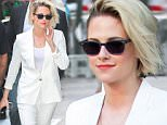 July 11, 2016: Kristen Stewart arrives at ABC Studios in New York City for an appearance on 'Good Morning America.'\nMandatory Credit: Peter Cepeda/INFphoto.com Ref: infusny-259