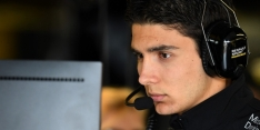 Ocon to test for Mercedes at Silverstone
