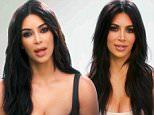 kim kardashian kuwtk keeping up with the kardashians
