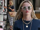 "*EXCLUSIVE* Beverly Hills, CA - Reese Witherspoon brings her Southern charm to the 90210 wearing a Draper James ensemble. Reese carries a cute straw handbag with pom poms by her side. The 40-year-old actress buys Georgetown Cupcakes and shops at Kitross. Reese took to Snapchat to share her necklace combo saying, ""Having a Mr T moment with all my necklaces.""\nAKM-GSI          July 11, 2016\nTo License These Photos, Please Contact :\nMaria Buda\n(917) 242-1505\nmbuda@akmgsi.com\nsales@akmgsi.com\nor \nMark Satter\n(317) 691-9592\nmsatter@akmgsi.com\nsales@akmgsi.com\nwww.akmgsi.com"