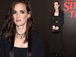 "LOS ANGELES, CA - JULY 11:  Actress Winona Ryder attends the Premiere of Netflix's ""Stranger Things"" at Mack Sennett Studios on July 11, 2016 in Los Angeles, California.  (Photo by Alberto E. Rodriguez/Getty Images)"
