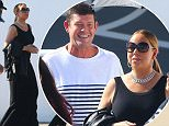 Picture Shows: James Packer, Mariah Carey  July 12, 2016    Mariah Carey and James Packer fly back to their mega yacht in Antibes, France, after a shopping spree in London at Harrods without her kids. Hollywood film director Brett Ratner was also seen with the couple.     Mariah Carey has been in the gossip columns after she posted a picture of her looking very very slim on social media (on Monday). Fans and commentators have  accused her of either staging or heavily retouching the picture to appear thinner.    Exclusive  UK RIGHTS ONLY  Pictures by : FameFlynet UK © 2016  Tel : +44 (0)20 3551 5049  Email : info@fameflynet.uk.com