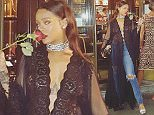 11 July 2016 Rihanna pictured in this celebrity social media photo! BYLINE MUST READ : SUPPLIED BY XPOSUREPHOTOS.COM *XPOSURE PHOTOS DOES NOT CLAIM ANY COPYRIGHT OR LICENSE IN THE ATTACHED MATERIAL. ANY DOWNLOADING FEES CHARGED BY XPOSURE ARE FOR XPOSURE'S SERVICES ONLY, AND DO NOT, NOR ARE THEY INTENDED TO, CONVEY TO THE USER ANY COPYRIGHT OR LICENSE IN THE MATERIAL. BY PUBLISHING THIS MATERIAL , THE USER EXPRESSLY AGREES TO INDEMNIFY AND TO HOLD XPOSURE HARMLESS FROM ANY CLAIMS, DEMANDS, OR CAUSES OF ACTION ARISING OUT OF OR CONNECTED IN ANY WAY WITH USER'S PUBLICATION OF THE MATERIAL* *UK CLIENTS MUST CALL PRIOR TO TV OR ONLINE USAGE PLEASE TELEPHONE 0208 344 2007*