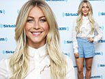 NEW YORK, NY - JULY 11:  Julianne Hough visits at SiriusXM Studio on July 11, 2016 in New York City.  (Photo by Robin Marchant/Getty Images)