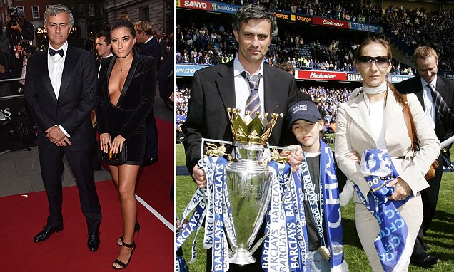 Why Jose Mourinho can't say no to 18-year-old daughter Matilde