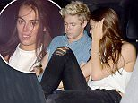 Picture Shows: Niall Horan  July 11, 2016\n \n * Min Web / Online Fee £300 For Set *\n \n One Direction singer Niall Horan is spotted getting cozy with a Celine Helene Vandycke as he leaves Drama night club in the early hours of the morning in London, England.\n \n The Irish heartthrob, who was dressed in a denim shirt, appeared to be having trouble keeping his eyes open as he sat side by side with the woman in the backseat of a car after they left the club together.\n \n They have also been spotted at British Summertime Festival at the weekend.\n \n * Min Web / Online Fee £300 For Set *\n \n Exclusive All Rounder\n WORLDWIDE RIGHTS\n \n Pictures by : FameFlynet UK © 2016\n Tel : +44 (0)20 3551 5049\n Email : info@fameflynet.uk.com