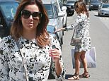 Picture Shows: Eva Longoria  July 12, 2016\n \n Actress Eva Longoria is spotted out shopping at Intermix in West Hollywood, California. Eva posted lots of photos yesterday of her taking her nieces and nephews to Universal Studios Theme Park.\n \n Non Exclusive\n UK RIGHTS ONLY\n \n Pictures by : FameFlynet UK © 2016\n Tel : +44 (0)20 3551 5049\n Email : info@fameflynet.uk.com
