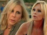 Orange County, CA- Monday, July 11, 2016. \nTonight¿s episode is titled ¿ Lies In The Air, Sand In My Hair¿ Vicki's daughter moves back, but the homecoming falls short of Vicki's expectations. Meanwhile, Meghan begins IVF shots and confronts her fear of needles in the process and Kelly hosts a beach party, where Vicki and Tamra try to resolve their issues. With Vicki Gunvalson, Tamra Judge, Heather Dubrow, Shannon Beador, Meghan King Edmonds and Kelly Dodd.\n