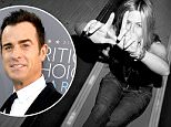 Mandatory Credit: Photo by Rob Latour/REX/Shutterstock (5541676ba)\nJennifer Aniston and Justin Theroux\n21st Annual Critics' Choice Awards, Arrivals, Los Angeles, America - 17 Jan 2016 \n
