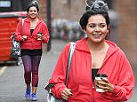 Picture Shows: Scarlett Moffatt  July 13, 2016\n \n TV Personality Scarlett Moffatt was spotted wearing red workout gear while out and about in Newcastle, England. \n \n Exclusive All Rounder\n WORLDWIDE RIGHTS\n Pictures by : FameFlynet UK © 2016\n Tel : +44 (0)20 3551 5049\n Email : info@fameflynet.uk.com