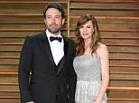 WEST HOLLYWOOD, CA - MARCH 02:  Actors Ben Affleck (L) and Jennifer Garner attend the 2014 Vanity Fair Oscar Party hosted by Graydon Carter on March 2, 2014 in West Hollywood, California.  (Photo by Alberto E. Rodriguez/WireImage)