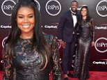 LOS ANGELES, CA - JULY 13:  Basketball player Dwyane Wade and actress Gabrielle Union attend the 2016 ESPYS at Microsoft Theater on July 13, 2016 in Los Angeles, California.  (Photo by Alberto E. Rodriguez/Getty Images)