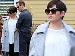 154866, Ginnifer Goodwin returns to work on Once Upon A Time one month after having her second child. She stars alongside her husband Josh Dallas and co-stars Lana Parrilla, Sam Witwer, Hank Harris, Jennifer Morrison and Colin O'Donoghue. Vancouver, Canada. Tuesday July 12th 2016.  Photograph: © Kred, PacificCoastNews. Los Angeles Office (PCN): +1 310.822.0419 UK Office (Photoshot): +44 (0) 20 7421 6000 sales@pacificcoastnews.com FEE MUST BE AGREED PRIOR TO USAGE