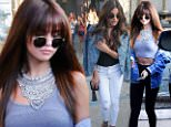eURN: AD*212863087  Headline: FAMEFLYNET- Selena Gomez And Lea Michele Leave The Hair Salon In West Hollywood Caption: Picture Shows: Selena Gomez  July 13, 2016    Selena Gomez and Lea Michele leave the hair salon in West Hollywood, California.  The two came out of the salon at the same time, but kept their distance while heading down the stairs.    Non Exclusive  UK RIGHTS ONLY    Pictures by : FameFlynet UK © 2016  Tel : +44 (0)20 3551 5049  Email : info@fameflynet.uk.com Photographer: 922 Loaded on 14/07/2016 at 04:24 Copyright:  Provider: FameFlynet.uk.com  Properties: RGB JPEG Image (18088K 1457K 12.4:1) 2058w x 3000h at 72 x 72 dpi  Routing: DM News : GeneralFeed (Miscellaneous) DM Showbiz : SHOWBIZ (Miscellaneous) DM Online : Online Previews (Miscellaneous), CMS Out (Miscellaneous)  Parking: