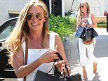 Picture Shows: Cat Deeley  July 12, 2016    TV Personality Cat Deeley was spotted shopping at Barneys New York in Los Angeles, California. She was dressed in a white jumpsuit and wore aviator glasses to frame her face.    Non-Exclusive  UK RIGHTS ONLY    Pictures by : FameFlynet UK © 2016  Tel : +44 (0)20 3551 5049  Email : info@fameflynet.uk.com