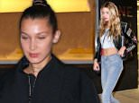 eURN: AD*212863329  Headline: Bella Hadid heads to a party with Stella Maxwell after dinner Caption: New York, NY - Bella Hadid leaves dinner with Stella Maxwell and arrives at a party in West Village. AKM-GSI   July  13, 2016 To License These Photos, Please Contact : Maria Buda (917) 242-1505 mbuda@akmgsi.com sales@akmgsi.com or  Mark Satter (317) 691-9592 msatter@akmgsi.com sales@akmgsi.com www.akmgsi.com  Photographer: MAPE  Loaded on 14/07/2016 at 04:28 Copyright:  Provider: BlayzenPhotos/AKM-GSI  Properties: RGB JPEG Image (16866K 2672K 6.3:1) 1799w x 3200h at 300 x 300 dpi  Routing: DM News : GeneralFeed (Miscellaneous) DM Showbiz : SHOWBIZ (Miscellaneous) DM Online : Online Previews (Miscellaneous), CMS Out (Miscellaneous)  Parking: