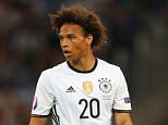 MARSEILLE, FRANCE - JULY 07: Leroy Sane of Germany during the UEFA Euro 2016 semi final match between Germany and France at Stade Velodrome on July 7, 2016 in Marseille, France. (Photo by Catherine Ivill - AMA/Getty Images)