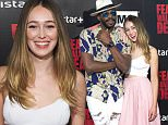 "MADRID, SPAIN - JULY 14:  Actor Colman Domingo and actress Alycia Debnam-Carey attend ""Fear the Walking Dead"" photocall at FNAC Callao on July 14, 2016 in Madrid, Spain.  (Photo by Carlos R. Alvarez/WireImage)"
