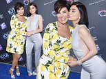LOS ANGELES, CA - JULY 14:  (EXCLUSIVE COVERAGE) Kris Jenner and Kylie Jenner attend SinfulColors and Kylie Jenner Announce charitybuzz.com Auction for Anti Bullying on July 14, 2016 in Los Angeles, California.  (Photo by Vivien Killilea/Getty Images for SinfulColors)